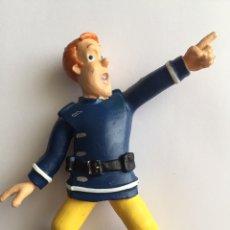 Figuras de Goma y PVC: SAM EL BOMBERO DE FIREMAN SAM. Lote 173274579