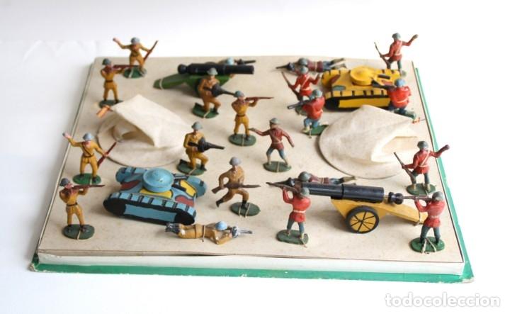 Figuras de Goma y PVC: 2 tiendas circulares -capell- - Foto 3 - 173403497