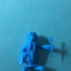 Figuras de Goma y PVC: FIGURA DUNKIN ASTERIX Y OBELIX SEGUNDA SERIE - PANORAMIX _LEY940. Lote 173450982