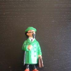 Figuras de Goma y PVC: TINTIN, PROFESOR TORNASOL 1984 COMICS SPAIN. Lote 173492567