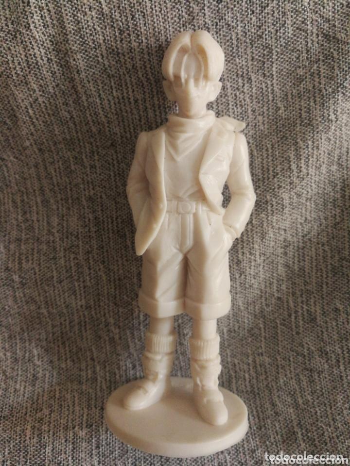 Figuras de Goma y PVC: LOTE 6 FIGURAS DRAGON BALL GT- SON GOKU+ PERSONAJES EN VINILO POR PINTAR, 1996. - Foto 3 - 190894680