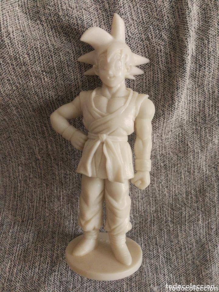 Figuras de Goma y PVC: LOTE 6 FIGURAS DRAGON BALL GT- SON GOKU+ PERSONAJES EN VINILO POR PINTAR, 1996. - Foto 5 - 190894680