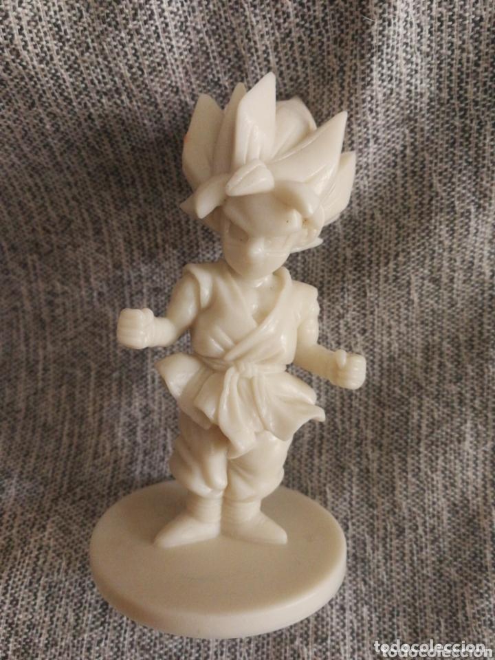 Figuras de Goma y PVC: LOTE 6 FIGURAS DRAGON BALL GT- SON GOKU+ PERSONAJES EN VINILO POR PINTAR, 1996. - Foto 7 - 190894680