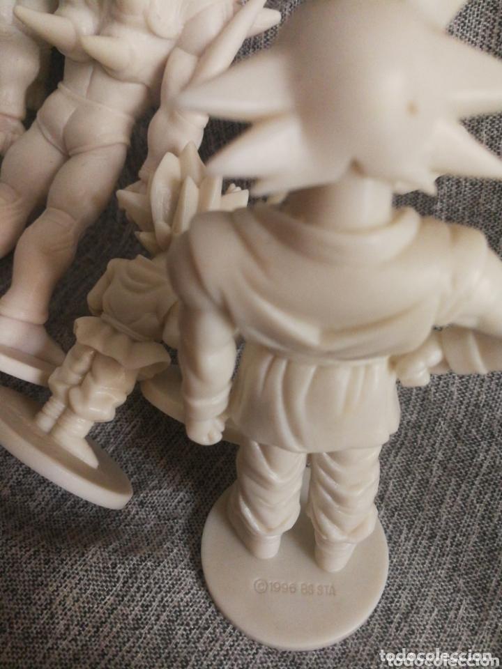 Figuras de Goma y PVC: LOTE 6 FIGURAS DRAGON BALL GT- SON GOKU+ PERSONAJES EN VINILO POR PINTAR, 1996. - Foto 9 - 190894680