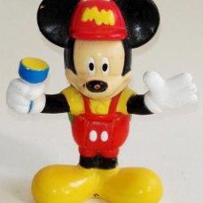 Figuras de Goma y PVC: FIGURA DE PLÁSTICO DE MICKEY MOUSE - DISNEY. Lote 173531152