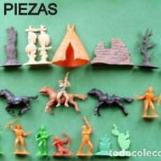 Figuras de Goma y PVC: FIGURAS Y SOLDADITOS DE 6 - CTMS -9886. Lote 173615742