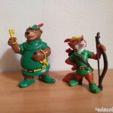 Figuras de Goma y PVC: FIGURAS PVC ROBIN HOOD BULLY. Lote 173792103