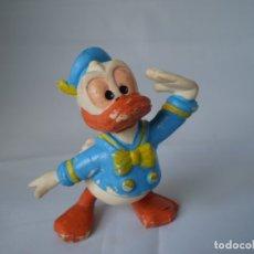 Figuras de Goma y PVC: PATO DONALD SIN MARCA DISNEY DE PVC GOMA. Lote 173801003