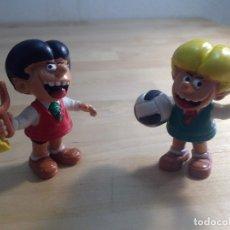 Figuras de Goma y PVC: 2 FIGURAS DE PVC - ZIPI Y ZAPE - COMICS SPAIN. Lote 173845725