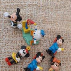 Figuras de Goma y PVC: LOTE FIGURAS MIKIE BULLY. Lote 173857365