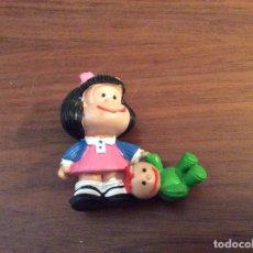 Figuras de Goma y PVC: FIGURA MAFALDA - COMICS SPAIN - PVC - AÑOS 80 - MUY BUEN ESTADO!!!!!. Lote 173954948