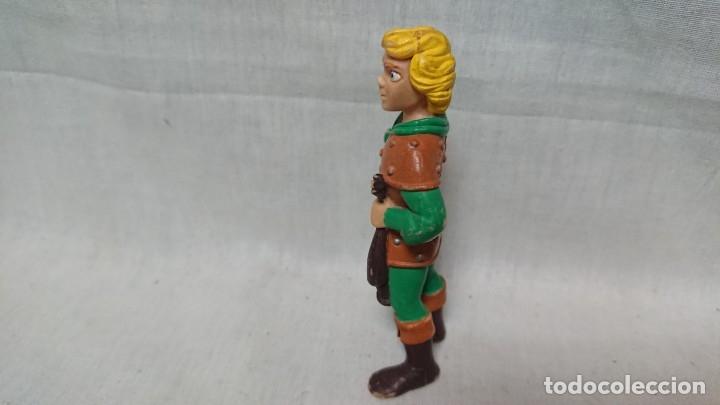 Figuras de Goma y PVC: FIGURA PVC HANK EL ARQUERO DE DRAGONES Y MAZMORRAS DUNGEONS DRAGONS CÓMICS SPAIN - Foto 4 - 173956582