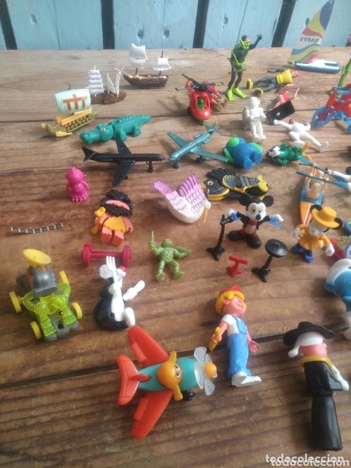 Figuras Kinder: Gran lote figuras antiguas Kinder Sorpresa - Foto 2 - 173969277