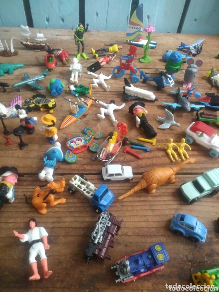 Figuras Kinder: Gran lote figuras antiguas Kinder Sorpresa - Foto 3 - 173969277