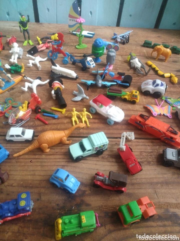 Figuras Kinder: Gran lote figuras antiguas Kinder Sorpresa - Foto 4 - 173969277