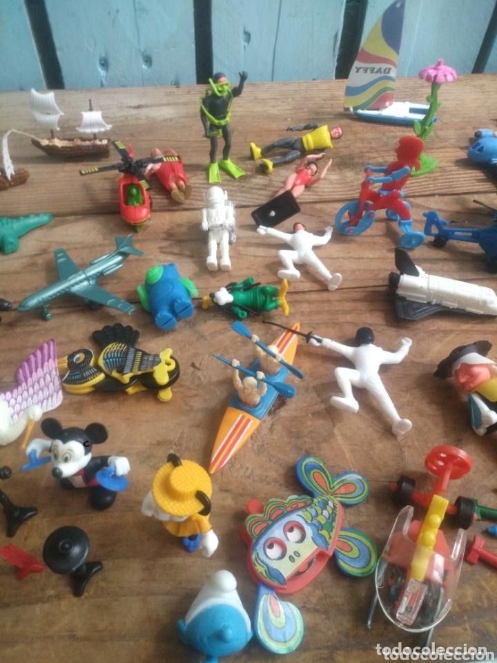 Figuras Kinder: Gran lote figuras antiguas Kinder Sorpresa - Foto 6 - 173969277