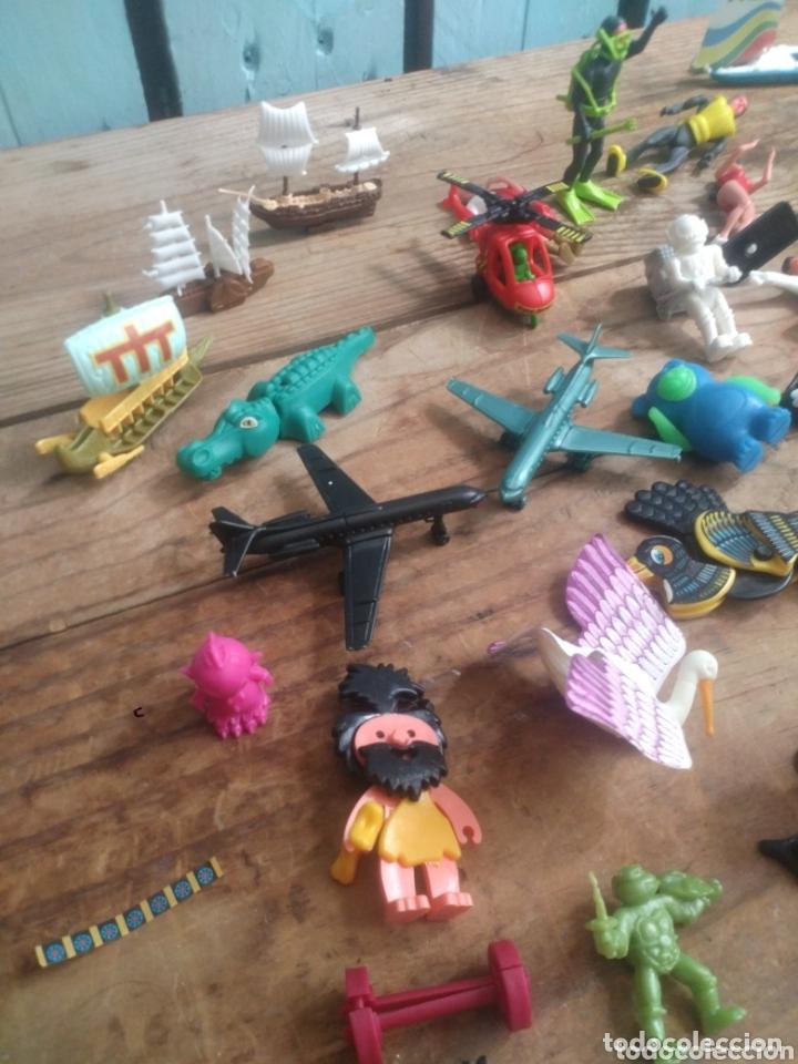 Figuras Kinder: Gran lote figuras antiguas Kinder Sorpresa - Foto 8 - 173969277