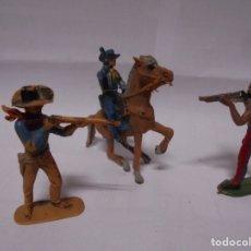 Figuras de Goma y PVC: MAGNIFICAS 4 FIGURAS ANTIGUAS DE COMANSI. Lote 173970967