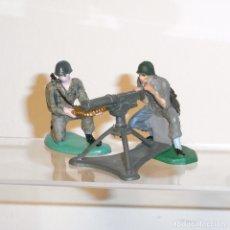 Figuras de Goma y PVC: AMETRALLADORA PECH COMPATIBLE JECSAN, REAMSA. Lote 173991939