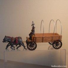 Figuras de Goma y PVC: CARRETA PECH COMPATIBLE JECSAN, REAMSA. Lote 174003068