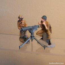 Figuras de Goma y PVC: AMETRALLADORA PECH COMPATIBLE JECSAN, REAMSA. Lote 174014619