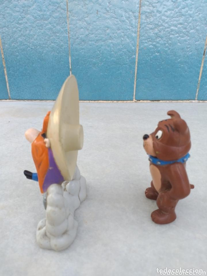 Figuras de Goma y PVC: FIGURA SAM BIGOTES Y PERRO SPIKE DE TOM Y YERRY - Foto 2 - 174035997