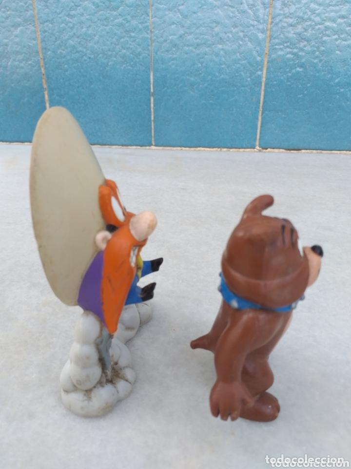 Figuras de Goma y PVC: FIGURA SAM BIGOTES Y PERRO SPIKE DE TOM Y YERRY - Foto 4 - 174035997