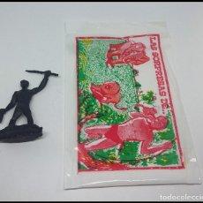 Figuras de Goma y PVC: SOBRE LAS SORPRESAS DE TARZAN CON FIGURA MONTAPLEX . Lote 174042850