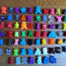 Figuras de Goma y PVC: MUÑECOS ANTIGUOS GOGO. Lote 174047883