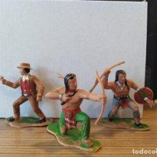 Figuras de Goma y PVC: LOTE FIGURAS REAMSA. PLÁSTICO. . Lote 174058857