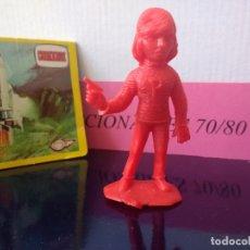 Figuras de Goma y PVC: GUARDIANES DEL ESPACIO THUNDERBIRDS DE COMANSI FIGURA ORIGINAL AÑOS 70 80. Lote 174066820