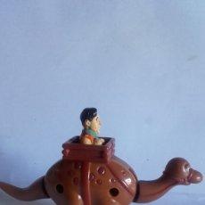 Figuras de Goma y PVC: MUÑECO EN PVC / PICAPIEDRAS AÑOS 90. Lote 174072715