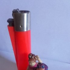 Figuras de Goma y PVC: MUÑECO EN PVC / TRICICLO PICAPIEDRAS MCDONALD - 1993.. Lote 174074982