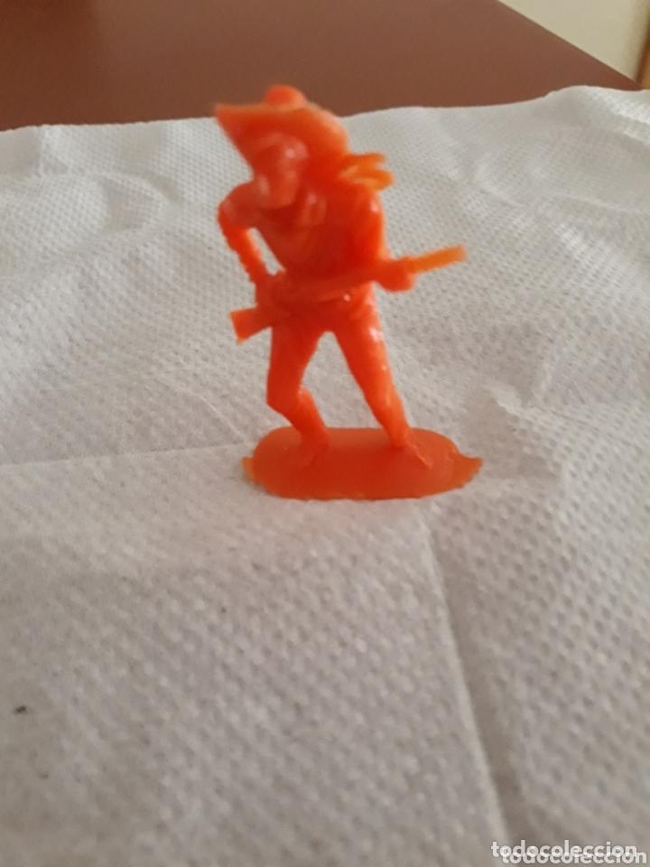 FIGURA VAQUERO EN PLASTICO (Juguetes - Figuras de Goma y Pvc - Otras)