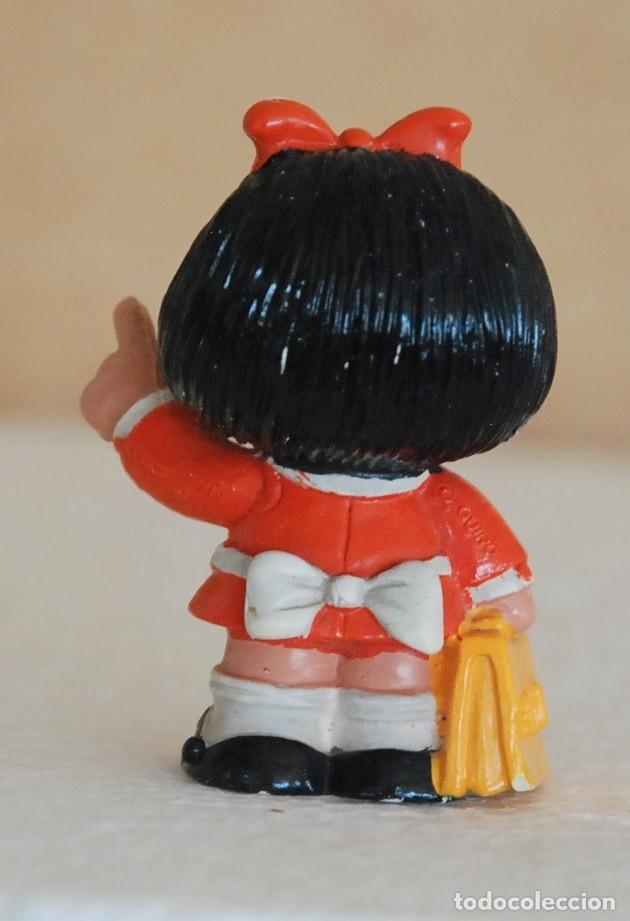 Figuras de Goma y PVC: FIGURA PVC MAFALDA COMICS SPAIN QUINO - Foto 2 - 174101038