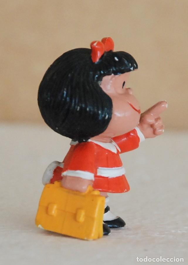 Figuras de Goma y PVC: FIGURA PVC MAFALDA COMICS SPAIN QUINO - Foto 3 - 174101038