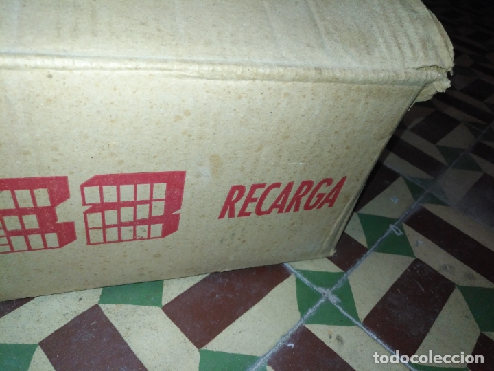 Dispensador Pez: HAGA SU OFERTA gran caja vacia recargas D dispensadores pez dulces unzue pamplona españa expositores - Foto 8 - 174101607