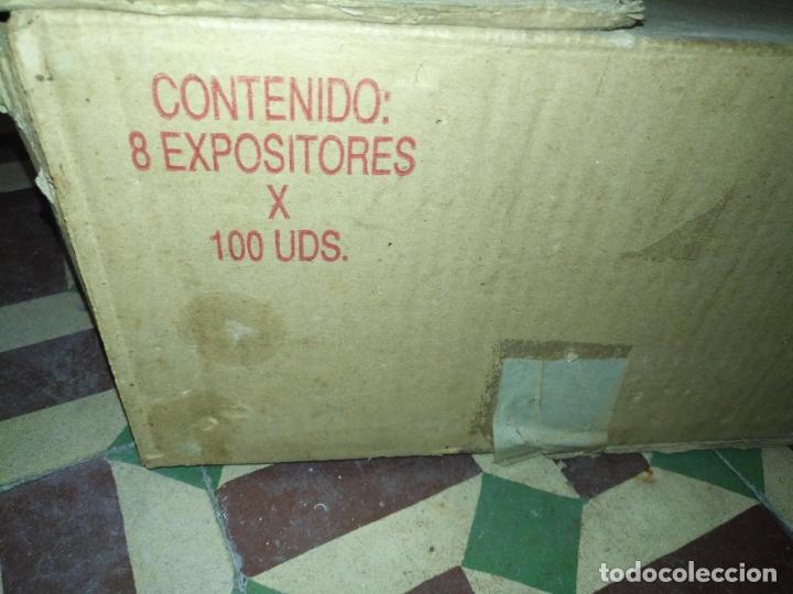 Dispensador Pez: HAGA SU OFERTA gran caja vacia recargas D dispensadores pez dulces unzue pamplona españa expositores - Foto 13 - 174101607