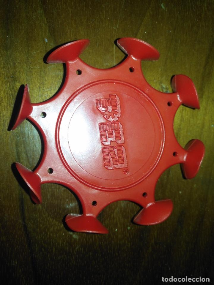Dispensador Pez: DISPARADOR GOMA VENTOSAS DE PEZ patentado lote de 4 colores de los dispensadores DIFISILISIMOS - Foto 4 - 174101903