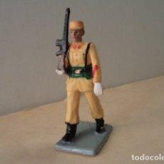 Figuras de Goma y PVC: FIGURA DE GOMA SOLDADO REGULAR DE GALA REAMSA. Lote 174146225