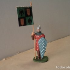 Figuras de Goma y PVC: FIGURA DE PLÁSTICO SERIE EL CID CAMPEADOR REAMSA. Lote 174146638