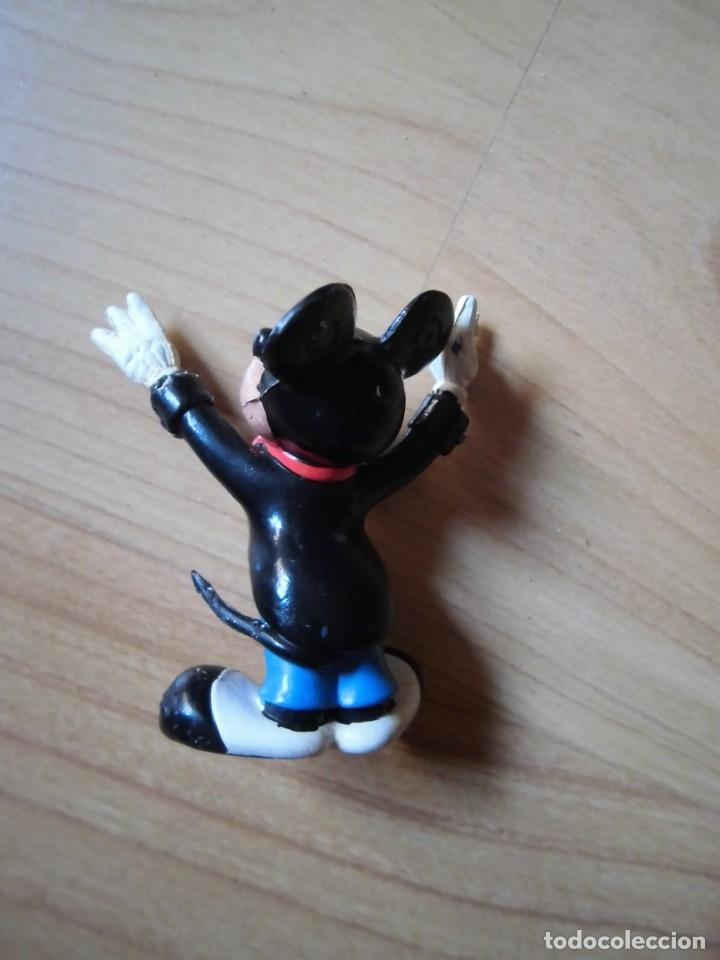 Figuras de Goma y PVC: FIGURA PVC MICKEY MOUSE COMICS SPAIN DIRECTOR DE ORQUESTA,WALT DISNEY - Foto 3 - 174202404