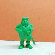 Figuras de Goma y PVC: DUNKIN.. FIGURA PIRATAS.. TITO.. . MORGAN.. FILIBUSTEROS.... Lote 174210272