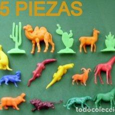 Figuras de Goma y PVC: FIGURAS Y SOLDADITOS DIFERENTES CTMS -9942. Lote 174214678