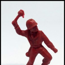 Figuras de Goma y PVC: FIGURA PLASTICO SOLDADO PIPERO. Lote 174225580