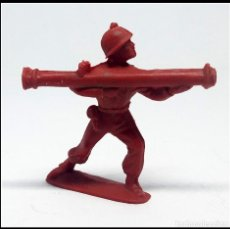 Figuras de Goma y PVC: FIGURA PLASTICO SOLDADO PIPERO. Lote 174225648