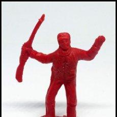 Figuras de Goma y PVC: FIGURA PLASTICO PIPERO. Lote 174225694