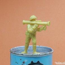 Figuras de Goma y PVC: DUNKIN.. SOLDADO JAPONÉS HAZAÑAS Y COMBATES.. AÑOS 70/80.. ORIGINAL... Lote 174295793
