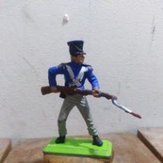 Figuras de Goma y PVC: FIGURA SOLDADO BRITAINS DEETAIL. Lote 174402354