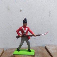 Figuras de Goma y PVC: FIGURA SOLDADO BRITAINS DEETAIL. Lote 174402375
